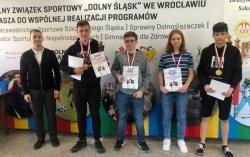 Szachiści zII LO wywalczyli drużynowe mistrzostwo kraju