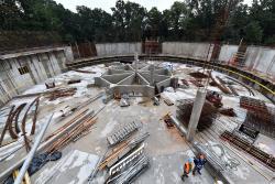 Budowa zbiorników retencyjnych MPWiK