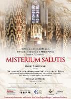 Misterium Salutis - na chór gregoriański iorgany. Zapraszamy na koncert wsieci