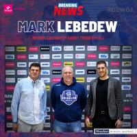 Mark Lebedew weWinner Gwardii
