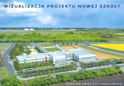 Budowa obiektu przedszkolno-szkolnego wKrzeptowie Smolcu