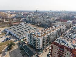 Zdalne sterowanie wbudynkach Zajezdni Wrocław
