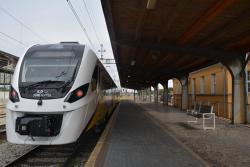 Pierwszy pociąg hybrydowy szykuje się dopodróży po Dolnym Śląsku