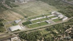 Unikatowe wskali kraju Wrocławskie Centrum Sportu powstanie na Nowych Żernikach