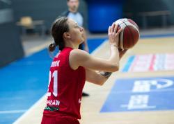 Rekordowy mecz Anny Jakubiuk kluczem dowygranej Ślęzy wToruniu
